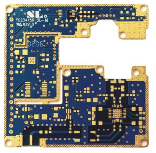 20 Layers Multilayer PCB